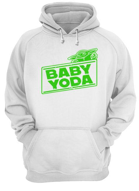 Baby Yoda – The Mandalorian  Unisex Hoodie