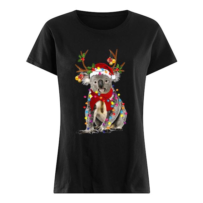 Koala Gorgeous Reindeer Christmas  Classic Women's T-shirt