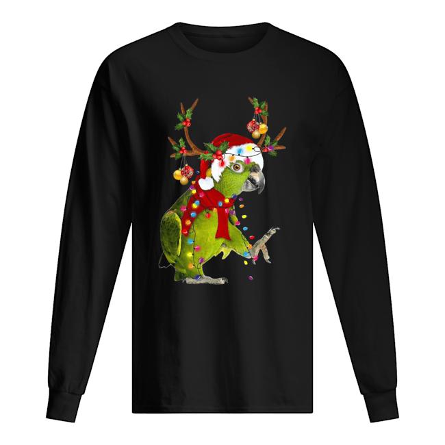 Parrot Gorgeous Reindeer  Long Sleeved T-shirt
