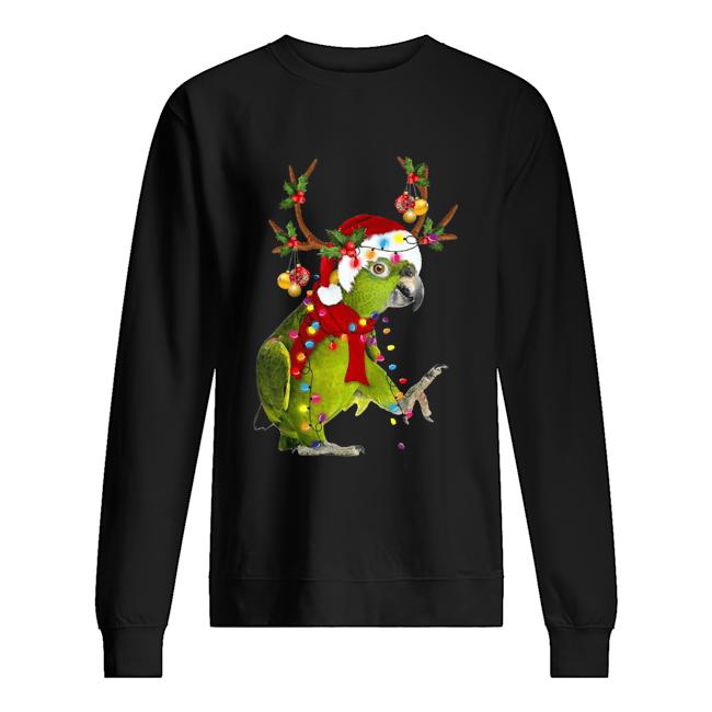 Parrot Gorgeous Reindeer  Unisex Sweatshirt