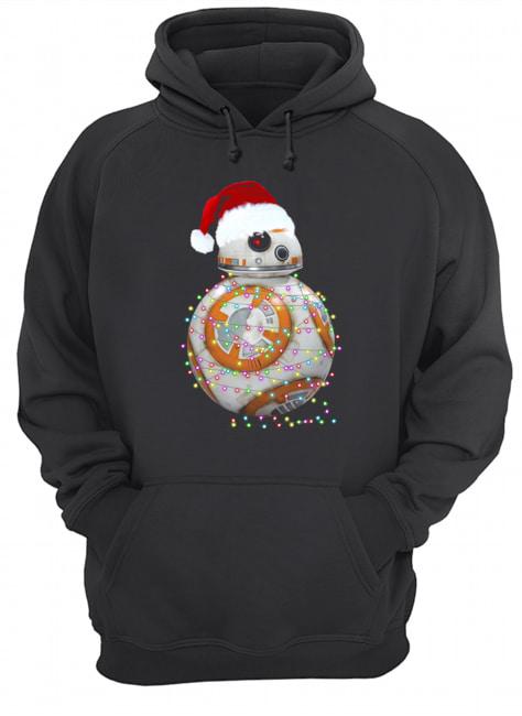 Santa Beebee-Ate Christmas  Unisex Hoodie
