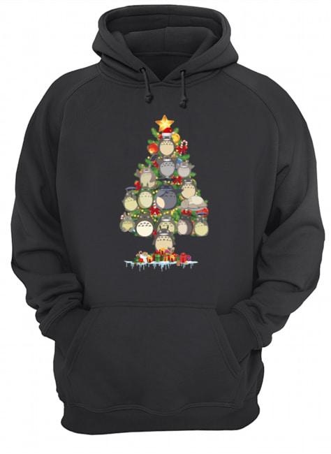Toroto Christmas tree  Unisex Hoodie