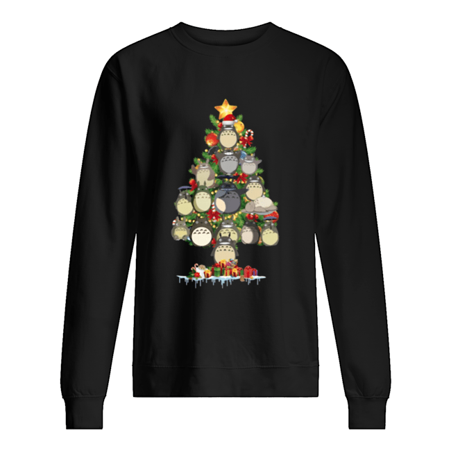 Toroto Christmas tree  Unisex Sweatshirt