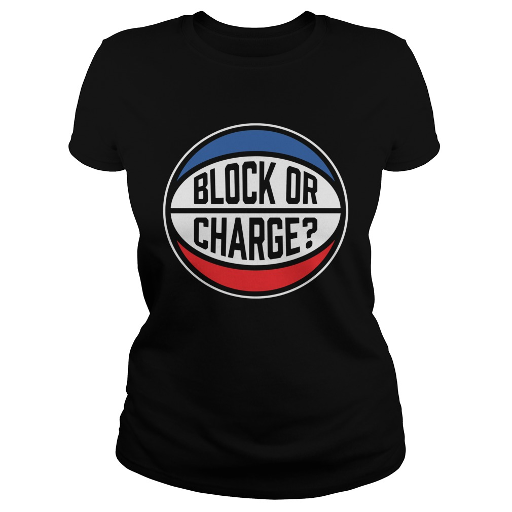 Block Or Charge  Classic Ladies