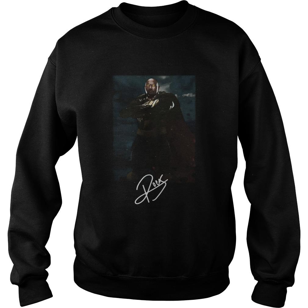 Dwayne Johnson The Rock Black Adam  Sweatshirt