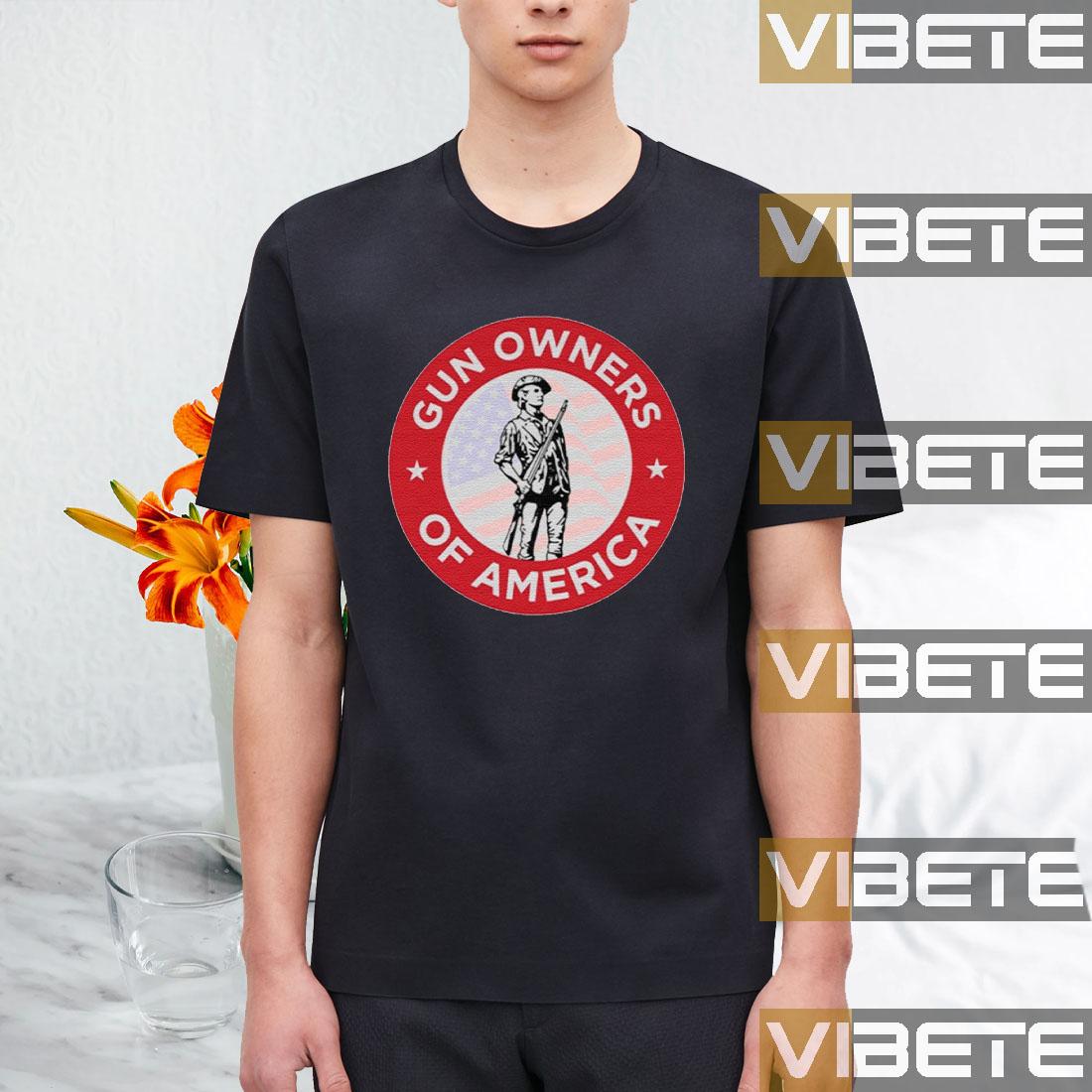 Gun Owners Of America T-Shirt