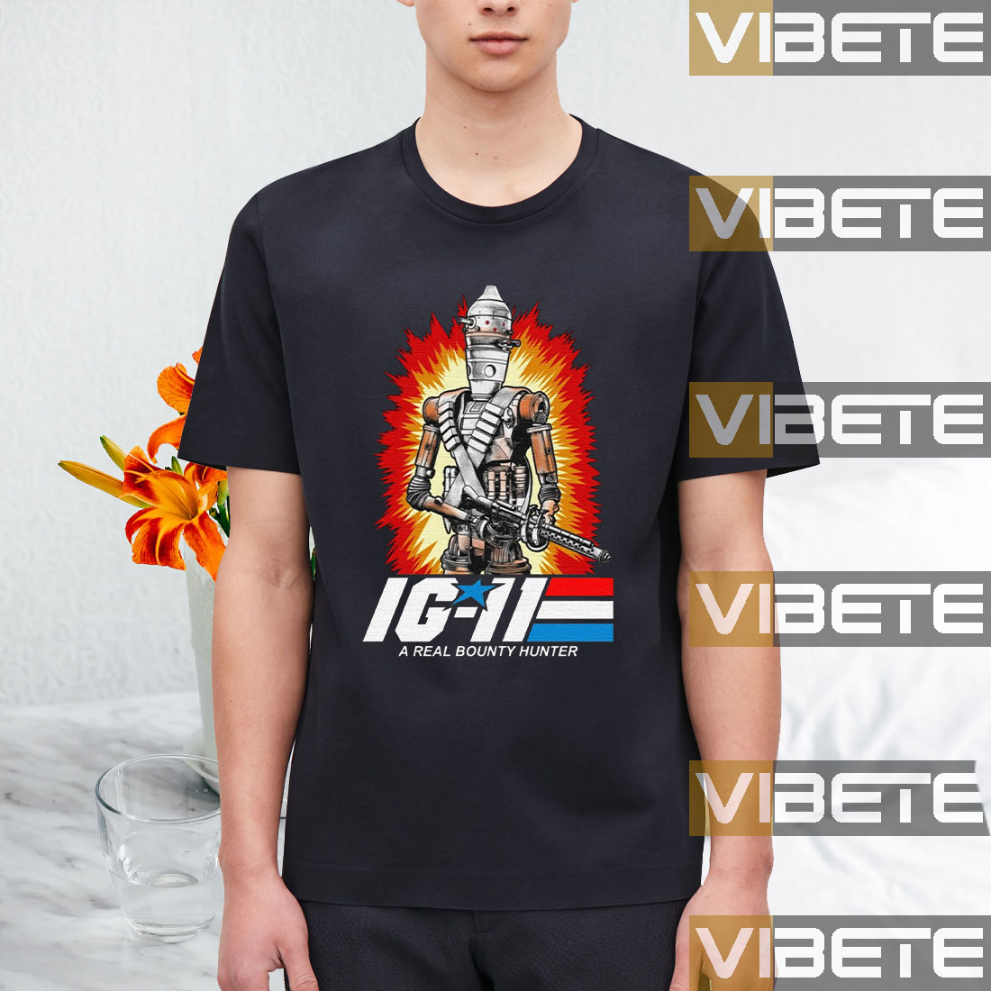A REAL BOUNTY HUNTER T-Shirt
