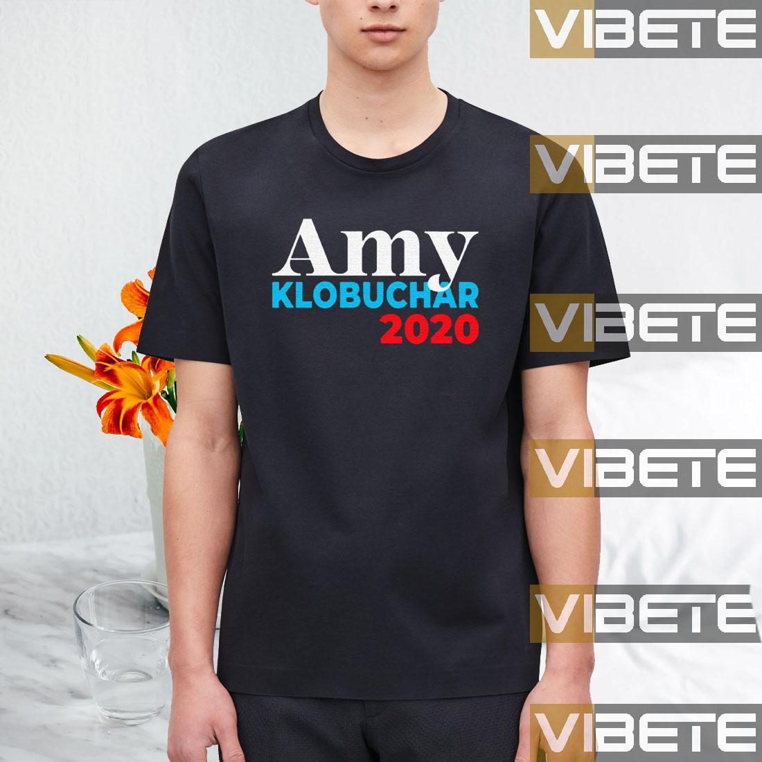 Amy Klobuchar for President 2020 T-Shirt
