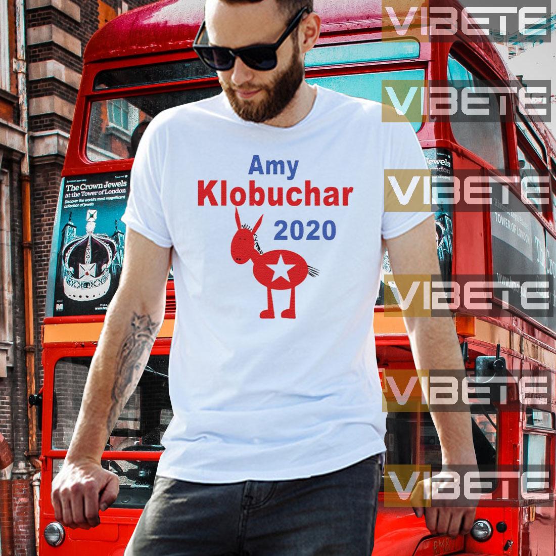 Amy Klobuchar President 2020 t-shirt