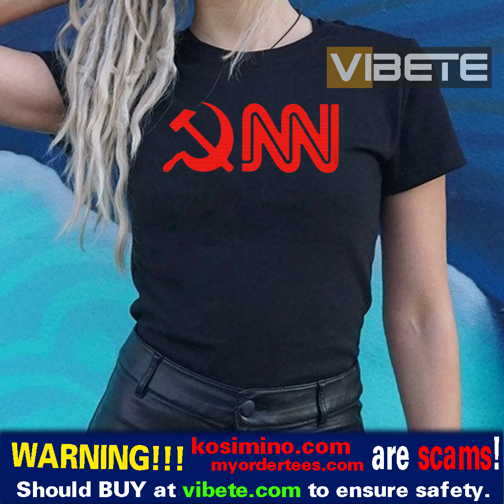 CNN Fake News Funny Parody T-Shirts