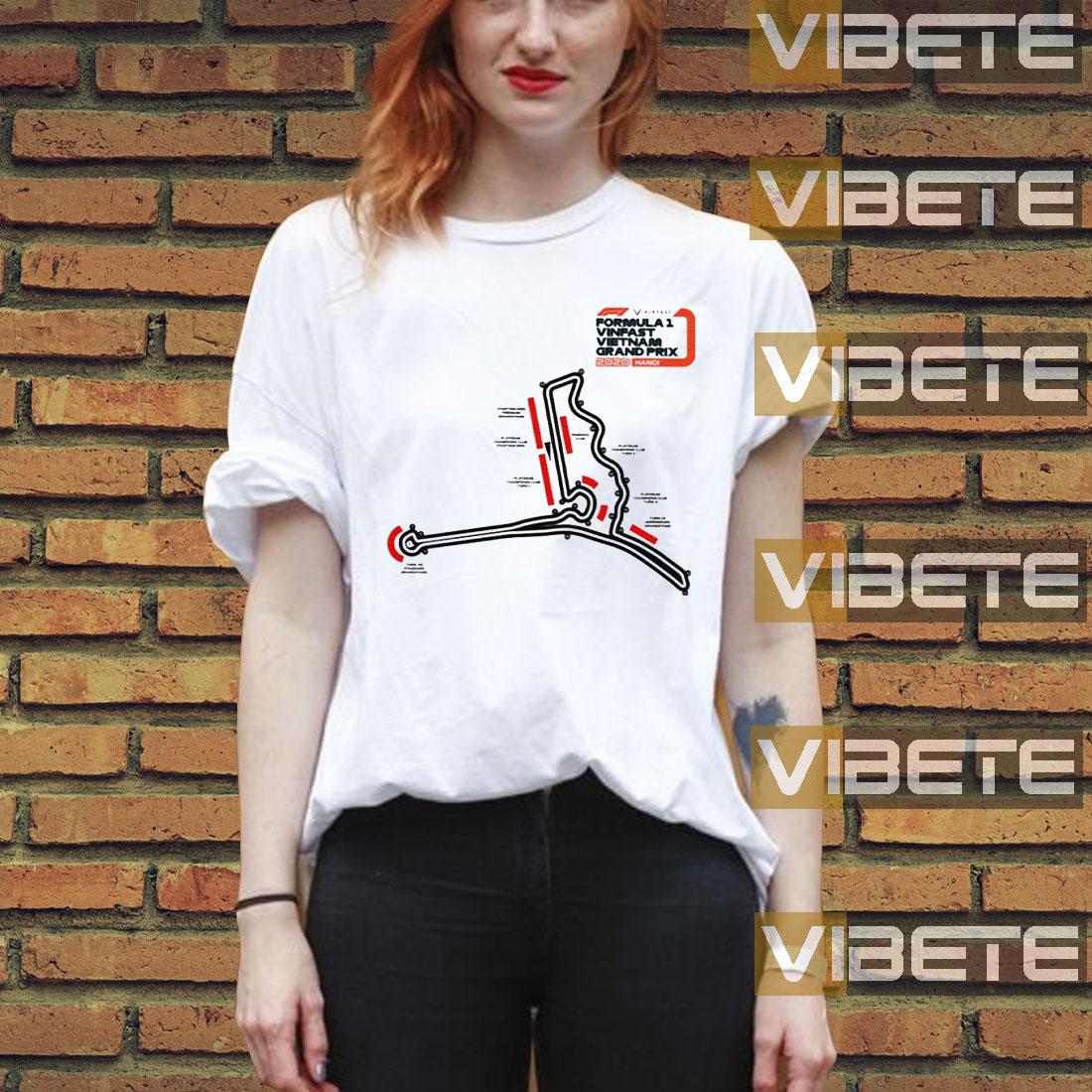 F1 Vietnam Grand Prix 2020 T-Shirt