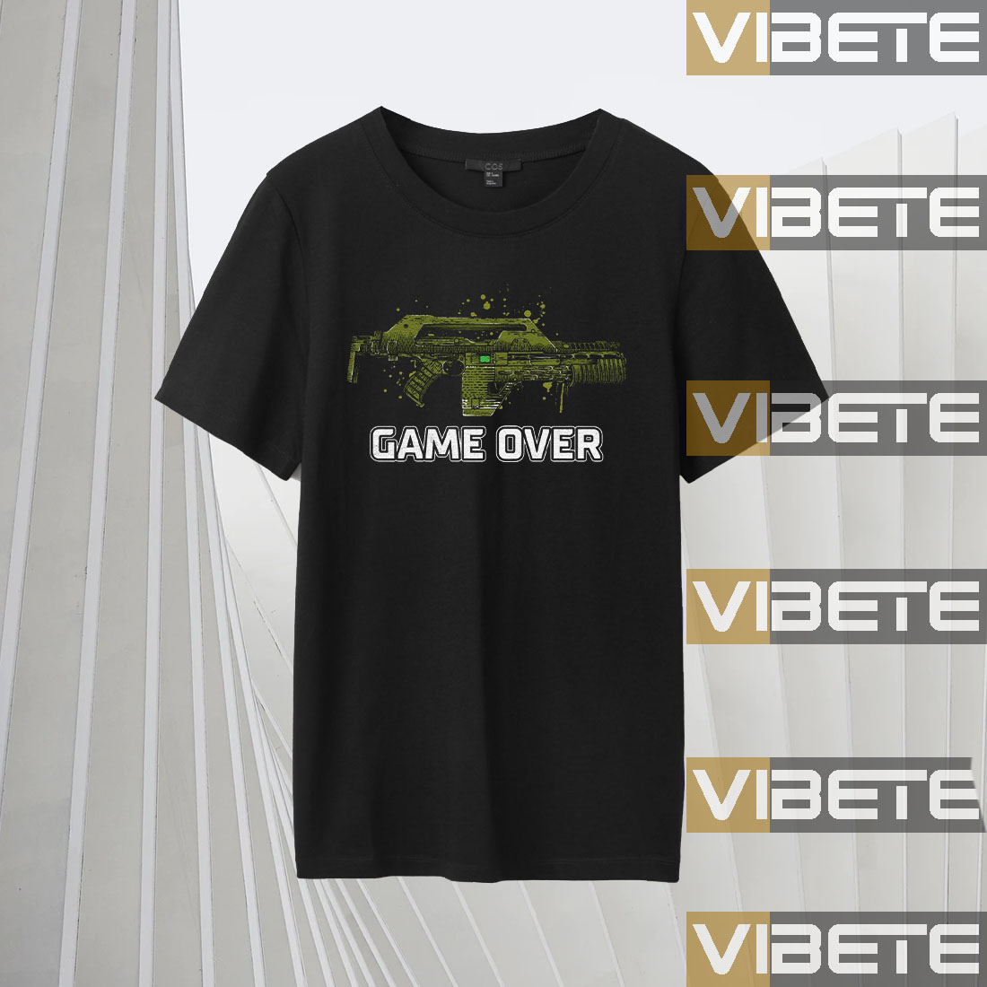 GAME OVER PLAYER T-Shirt