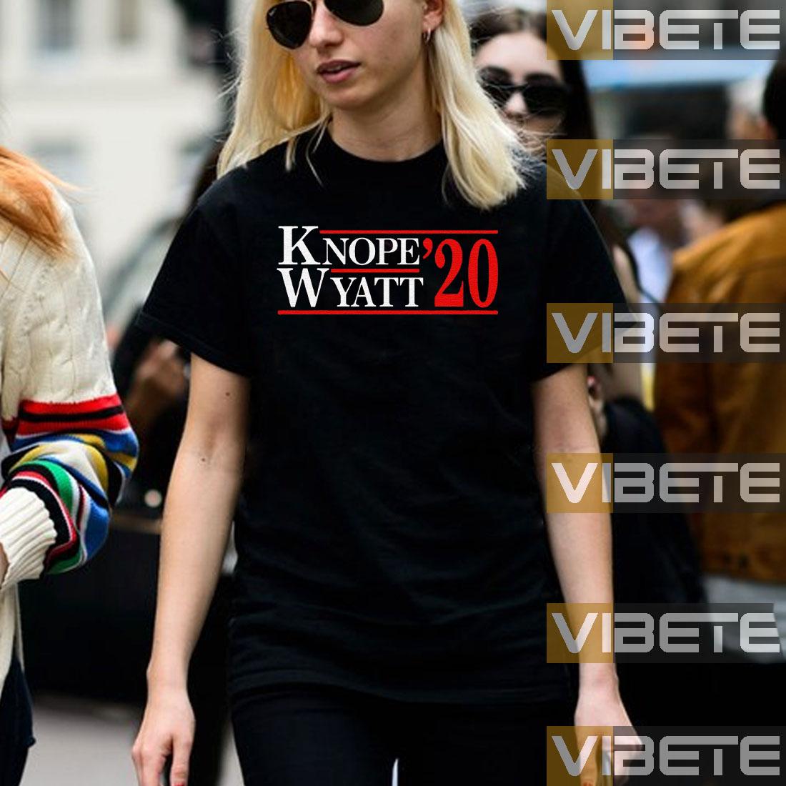 Knope Wyatt 2020 TShirts