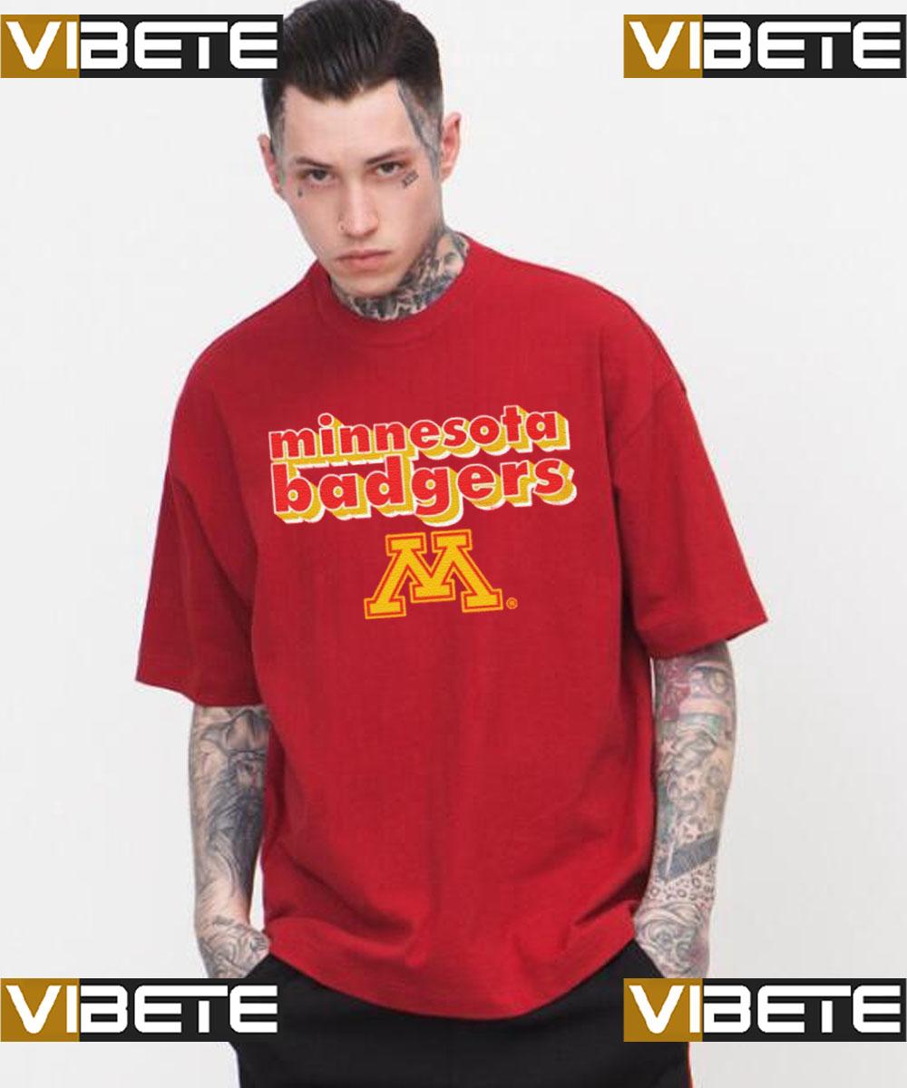 Minnesota Badgers t-shirt