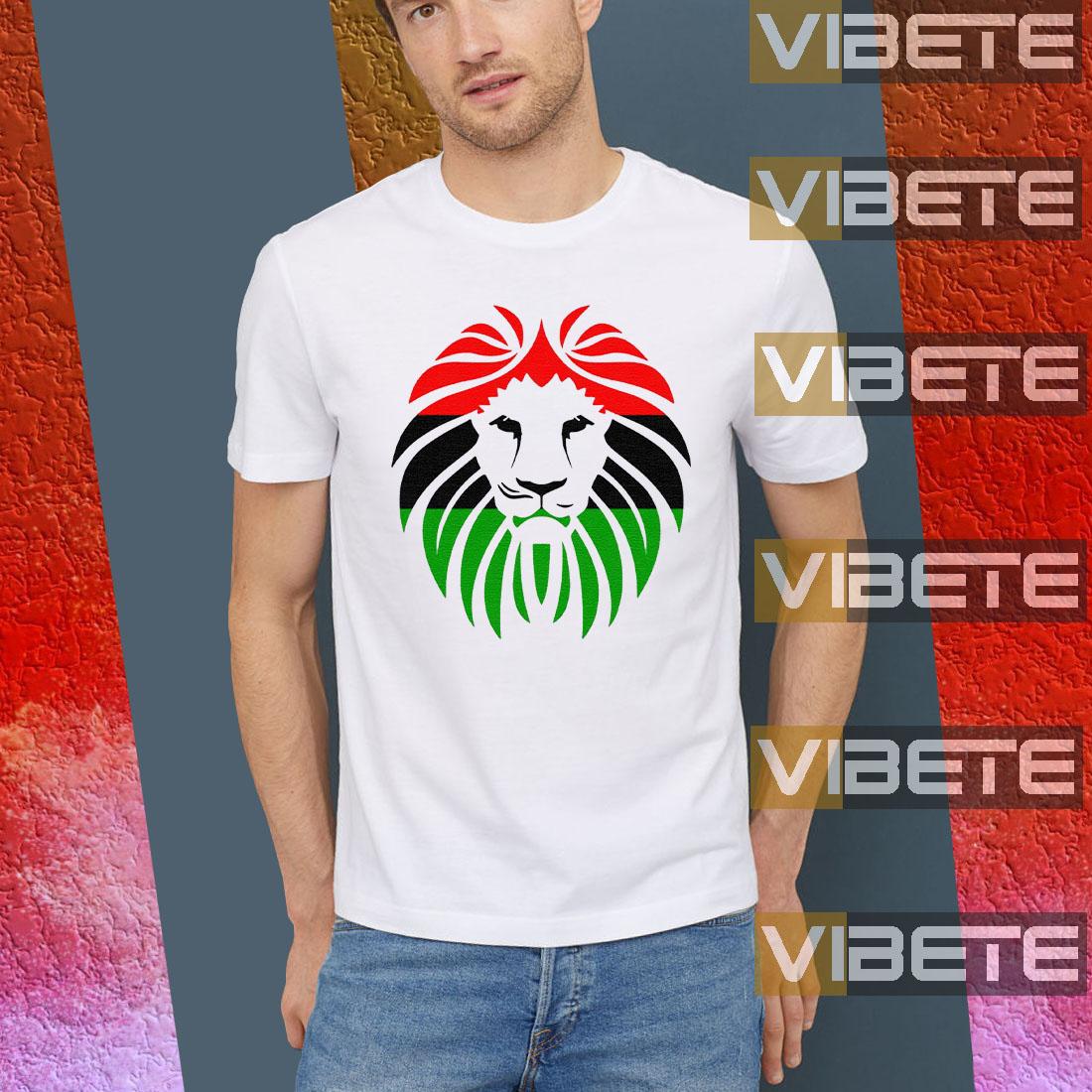 Pan African Flag Shirt
