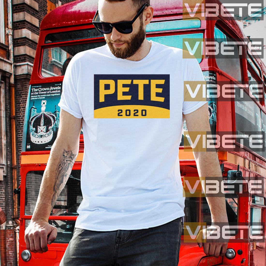 Pete For America 2020 TShirt