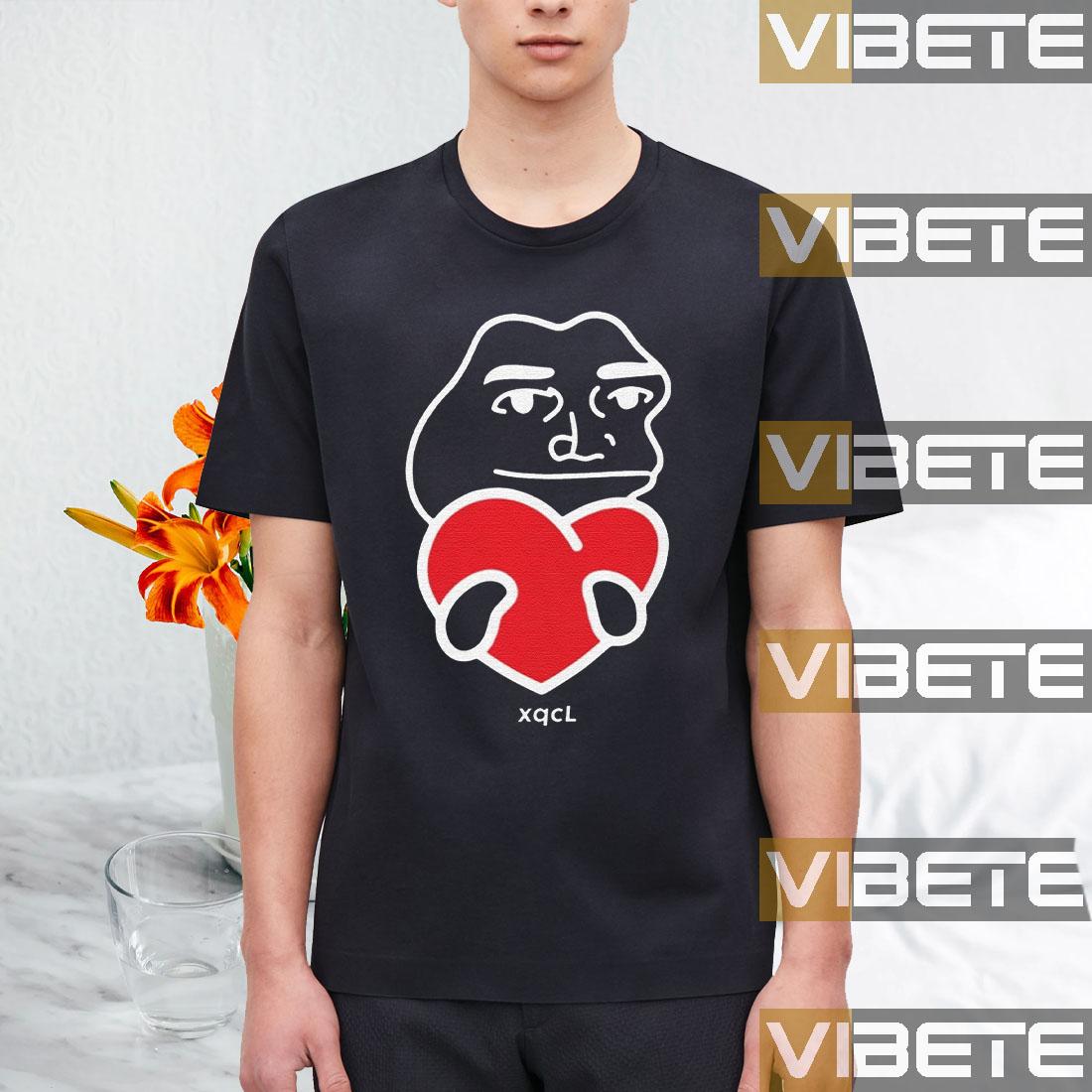 xqcl t-shirt