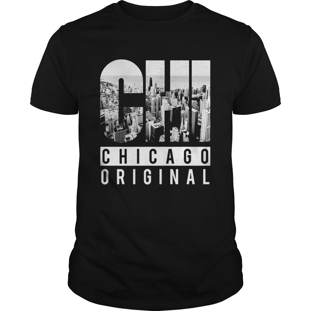 Chicago Original City 1975 Unisex
