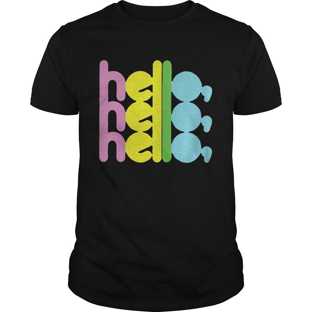 Deafheaven Hello Colors Unisex