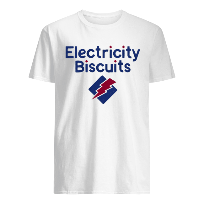 Electricity Biscuits Classic Men's T-shirt