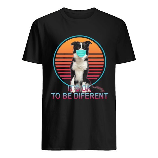 It's Ok To Be Different Classic Men's T-shirt