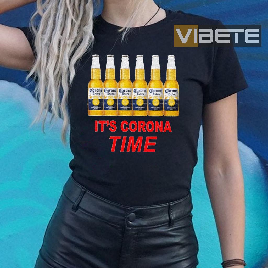 its corona time t-shirts
