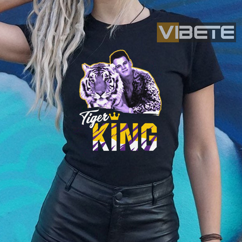Joe EXOTIC Tigers King Shirt