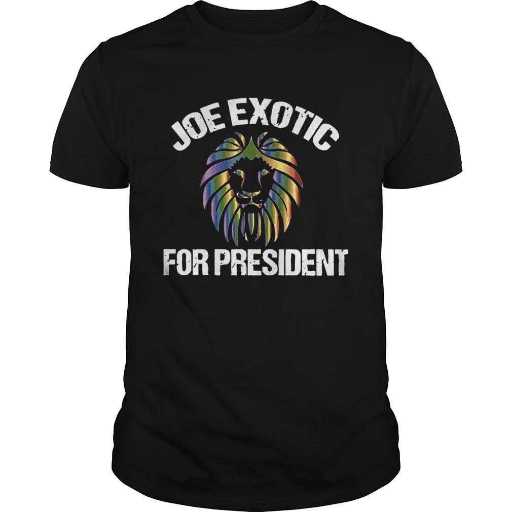 Joe Exotic Unisex