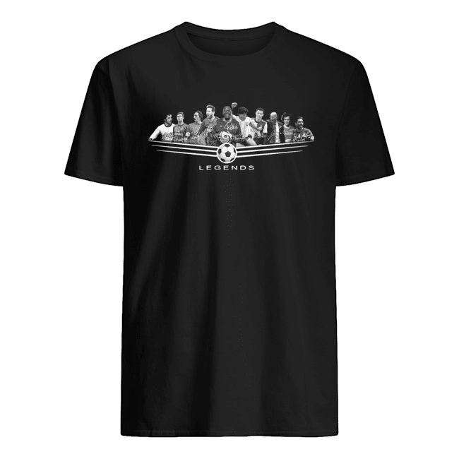 Legends football Jeep Pele league 2020 signature Classic Men's T-shirt