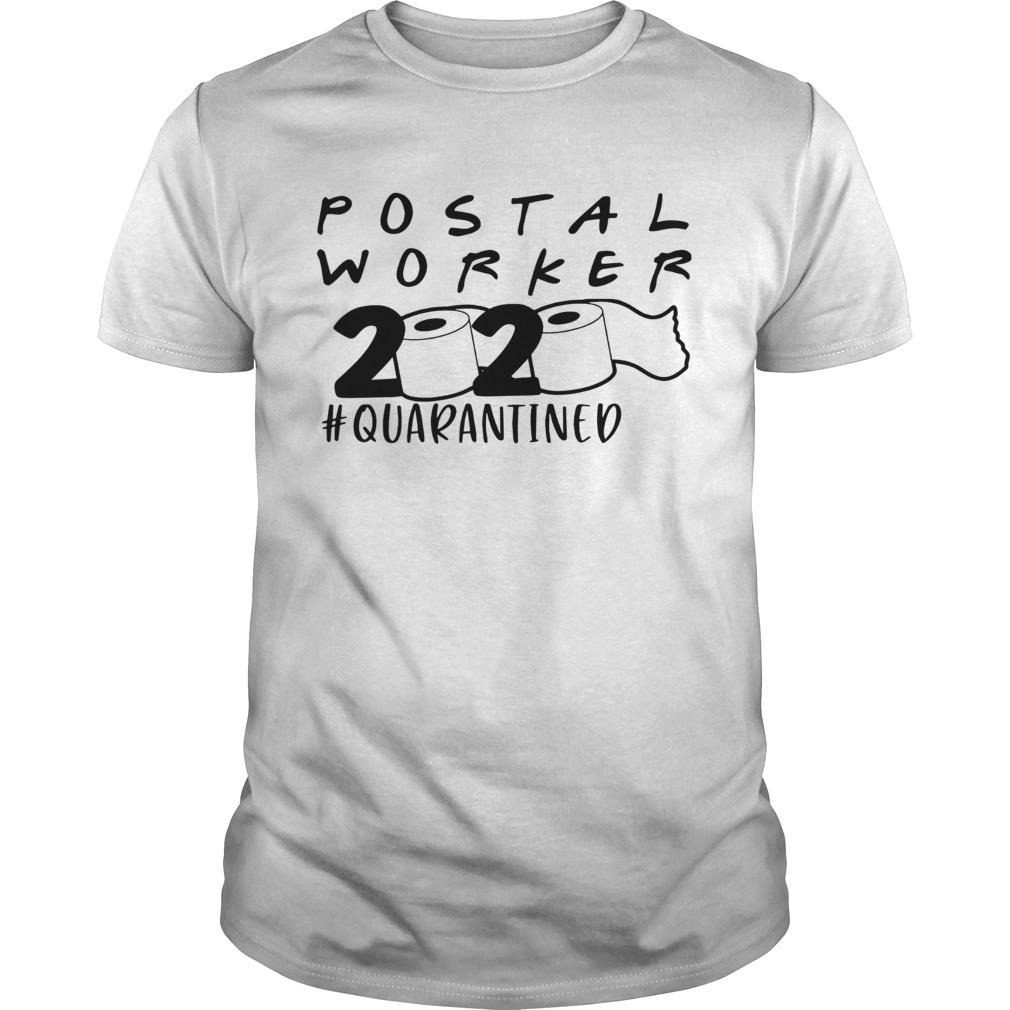 Postal worker 2020 quarantined Unisex