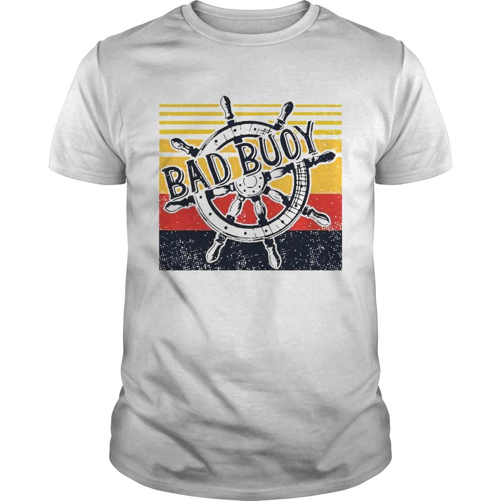 Bad Buoy Nauti Girl Vintage Unisex