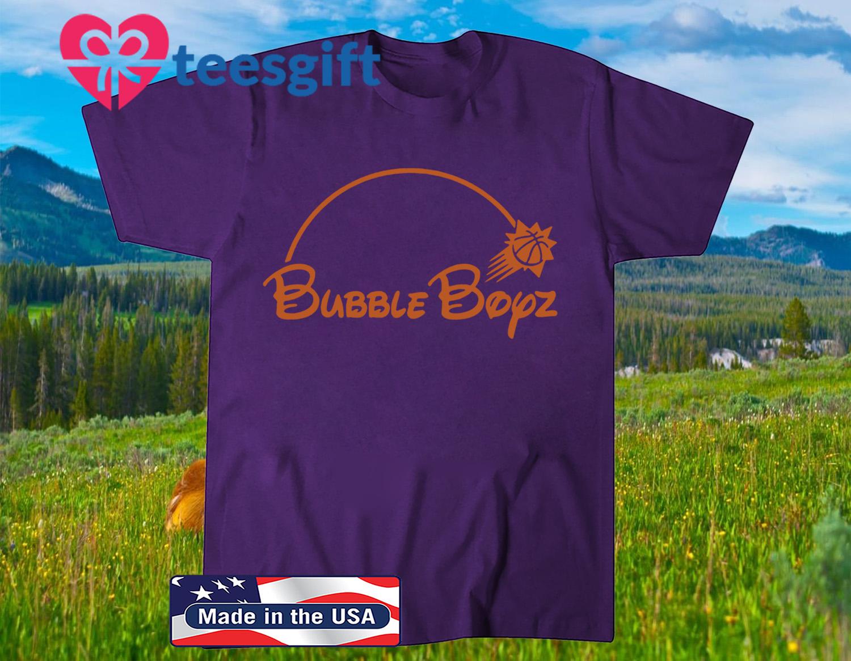 Bubble Boyz Phoenix Basketball Shirt