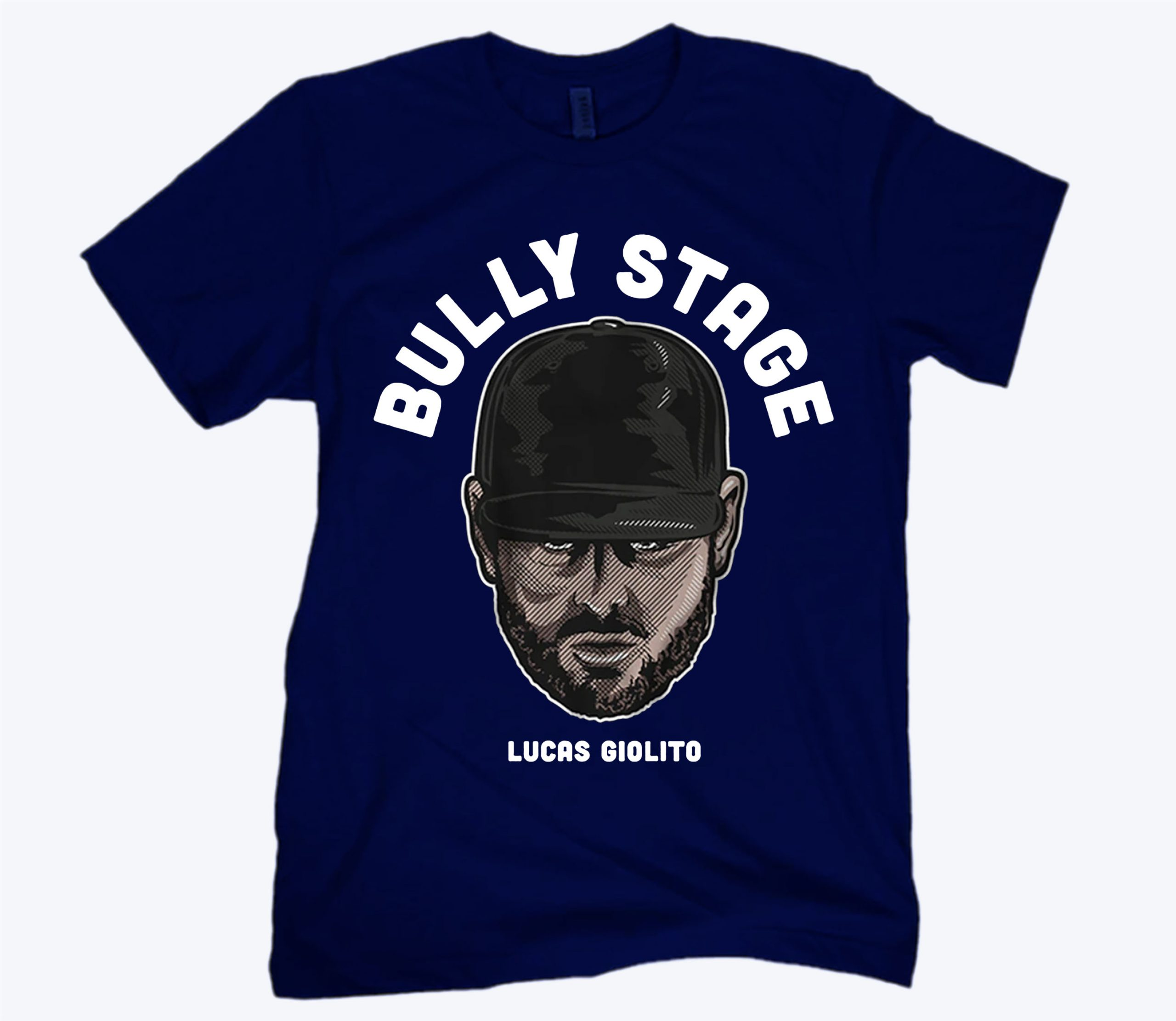 BULLY STAGE LUCAS GIOLITO T-SHIRT