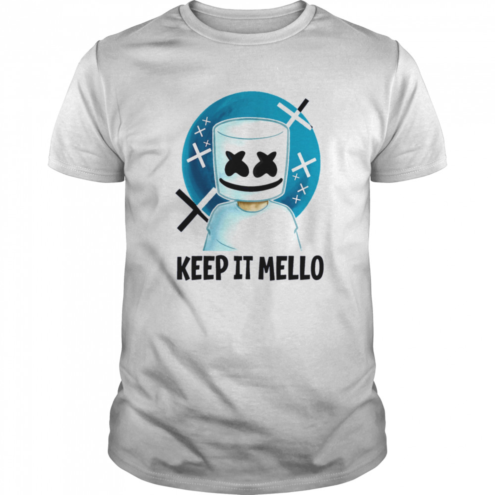 Keep It Mello Classic Men's T-shirt