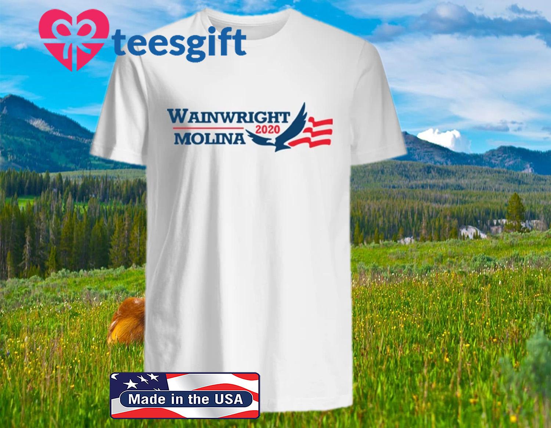 Wainwright Molina 2020 Unsiex Shirt