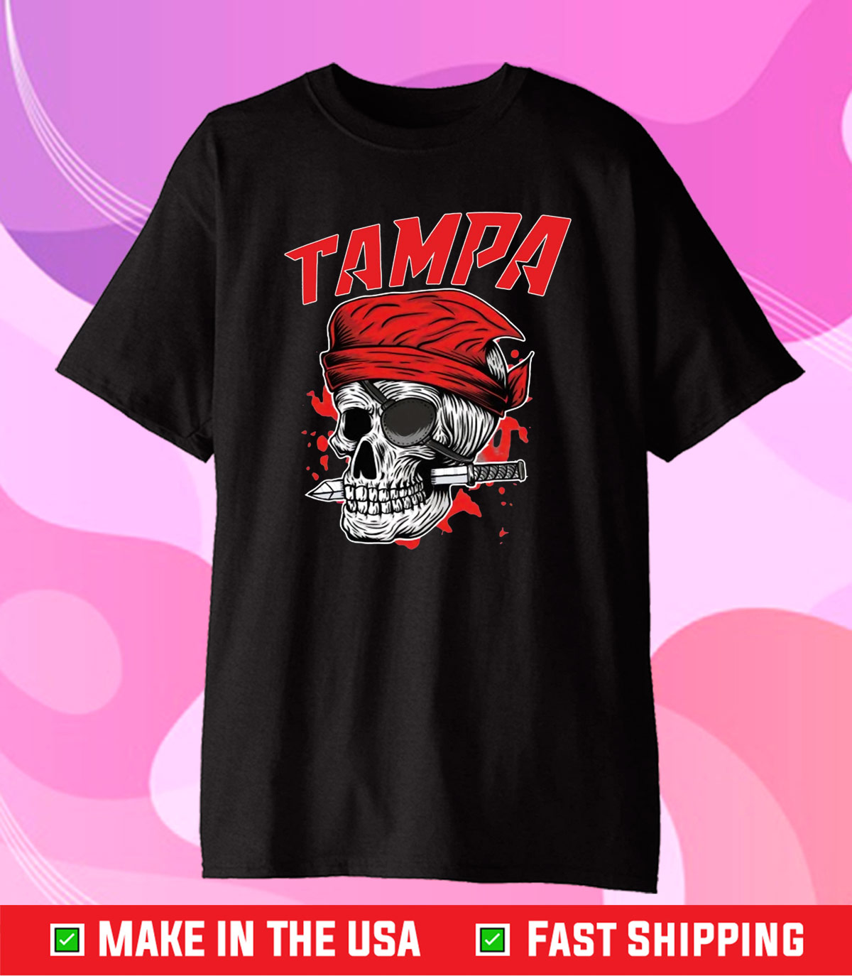 Tampa Bay Buccaneers T-Shirt,Tampa Bay Buccaneers NFL Champions Football Gift T-Shirt