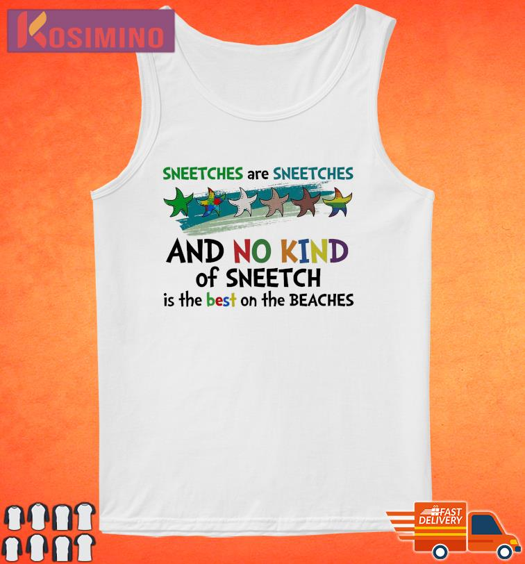 Official Sneetches Are Sneetches And No Kind Of Sneetch Is The Best On The Beaches Lgbt Shirt Tank Top